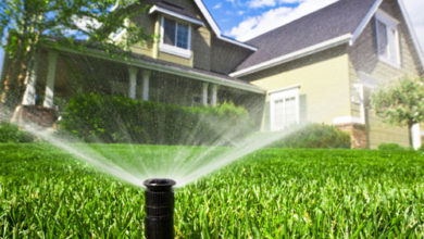 Irrigation / Sprinkler Installation